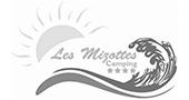 logo camping les mizottes