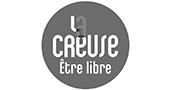 Logo La Creuse